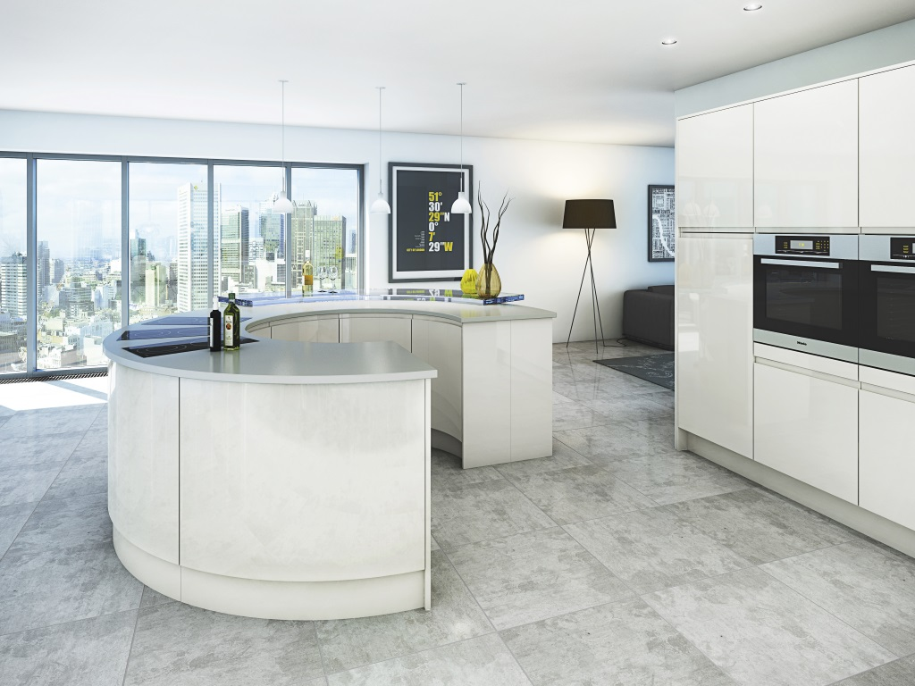 Contemporary Kitchens | Terence Ball Kitchens