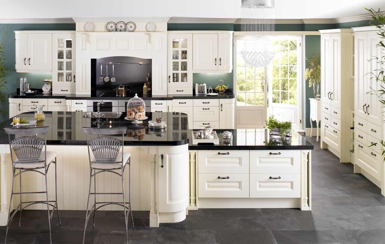 Sheriton PaintedTraditional Kitchens   Terence Ball Kitchens. Ivory Kitchens Design Ideas. Home Design Ideas