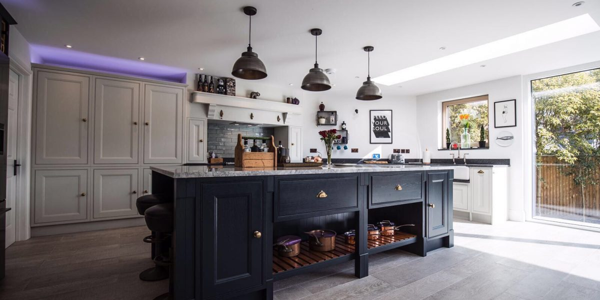 Welcome To Terence Ball Kitchens